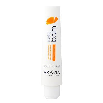 """ARAVIA Professional Восстанавливающий бальзам для ног с витаминами """"Revita Balm"""", 100мл"""