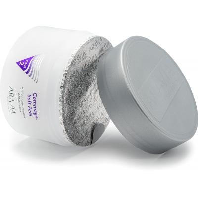 ARAVIA Professional Мягкий крем-гоммаж для массажа Gommage - Soft Peel, 150мл