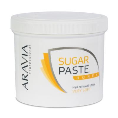 "ARAVIA Professional Сахарная паста для шугаринга ""Медовая"", 750гр"