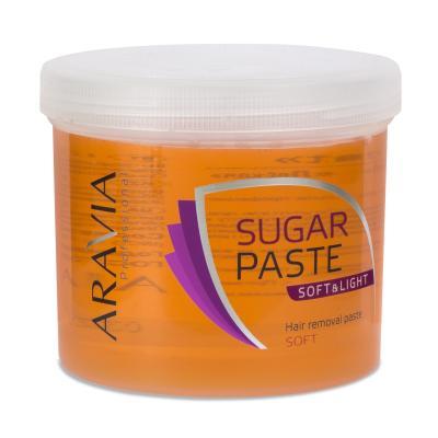"ARAVIA Professional Сахарная паста для шугаринга ""Мягкая и легкая"", 750гр"