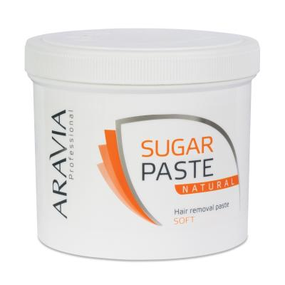 "ARAVIA Professional Сахарная паста для шугаринга ""Натуральная"", 750гр"