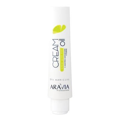 "ARAVIA Professional Крем для рук ""Cream Oil"" с маслом макадамии и карите, 100мл"