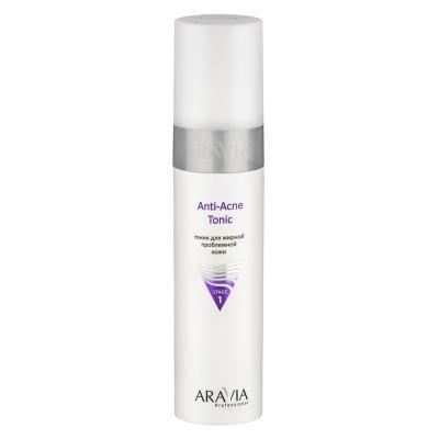 ARAVIA Professional Тоник для жирной проблемной кожи Anti-Acne Tonic, 250мл