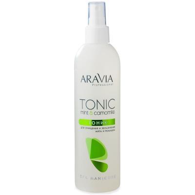 ARAVIA Professional Тоник для очищения и увлажнения кожи, 300мл