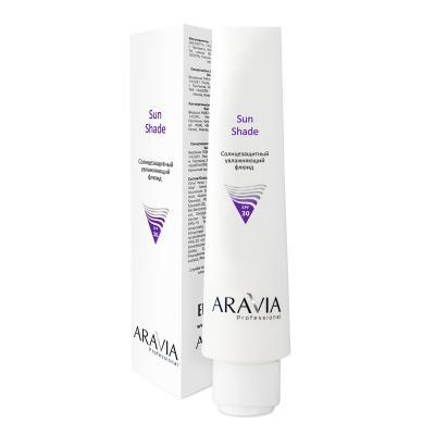 ARAVIA Professional Солнцезащитный увлажняющий флюид (для лица) Sun Shade SPF-30, 100мл