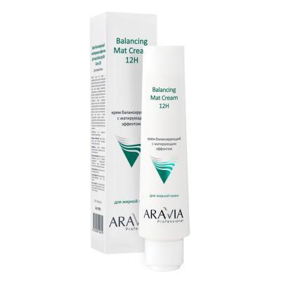 ARAVIA Professional Крем для лица балансирующий с матирующим эффектом, 100мл
