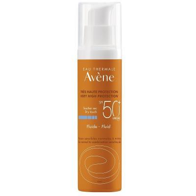 Avene Флюид солнцезащитный с тонирующим эффектом SPF50+, 50 мл