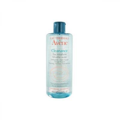 Avene CLEANANCE (Клинанс) Вода мицеллярная для проблемной кожи, 400 мл