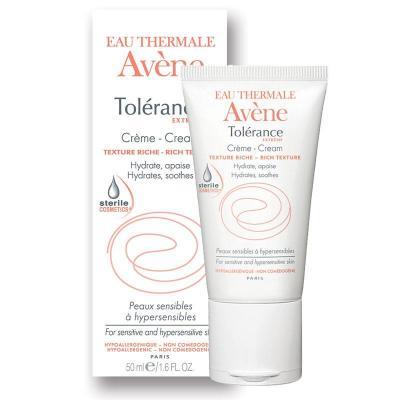 Avene TOLERANCE EXTREME (Толеранс Экстрем) Крем успокаивающий для сверхчувствительной кожи, 50 мл