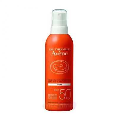 Avene Масло-спрей солнцезащитное невесомое SPF30, 150 мл