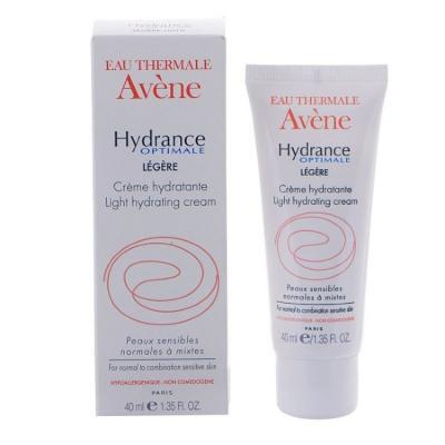 Avene HYDRANCE OPTIMALE LEGERE (Гидранс Оптималь лежер) Крем увлажняющий для норм. и смеш. кожи, 40 мл