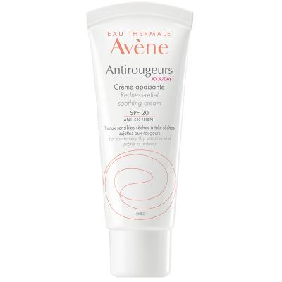 Avene ANTIROUGEURS (Антиружер) Крем от покраснений кожи дневной увлажняющий SPF 20, 40 мл