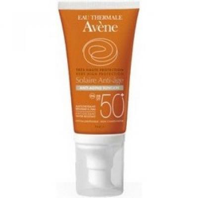 Avene Крем солнцезащитный антивозрастной SPF50+, 50 мл