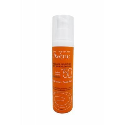 Avene Флюид солнцезащитный SPF50+ без отдушек, 50 мл