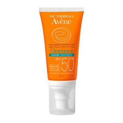 Avene Крем солнцезащитный SPF50+ без отдушек, 50 мл