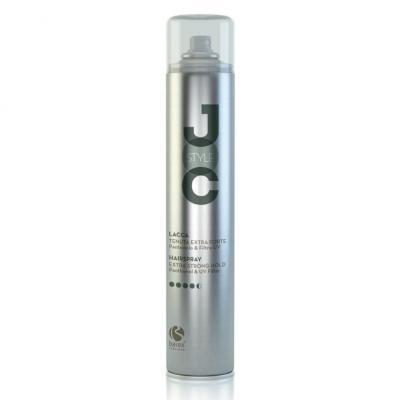 Barex Joc Style Hairspray Extra Strong Hold / Лак сильной фиксации с D-пантенолом, 500 мл