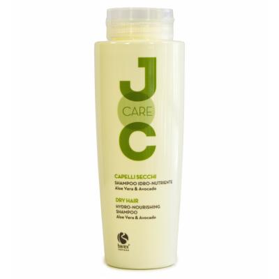 Barex Joc Care Hydro-Nourishing Shampoo / Шампунь для сухих и ослабленных волос с алоэ вера и авокадо, 250 мл