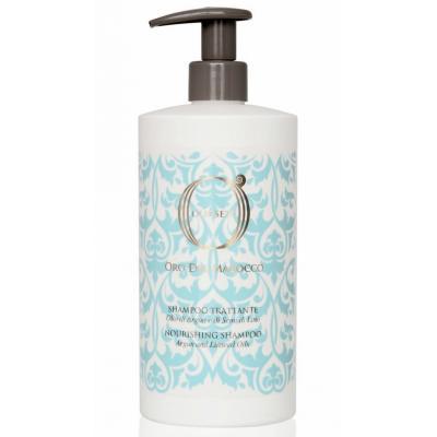 Barex OLS ODM Nourishing Shampoo / Золото Марокко Шампунь питательный с маслом Арганы и маслом семян льна, 750 мл