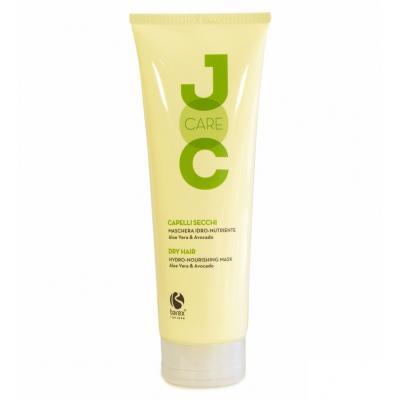 Barex Joc Care Hydro-Nourishing Mask / Маска для сухих и ослабленных волос с алоэ вера и авокадо, 250 мл