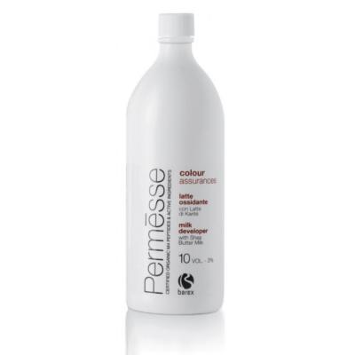 Barex Permesse Milk Developer / Молочко-оксигент 3%, 1000 мл