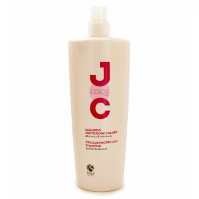 Barex Joc Color Protection Shampoo / Шампунь Стойкость цвета с абрикосом и миндалём, 1000 мл