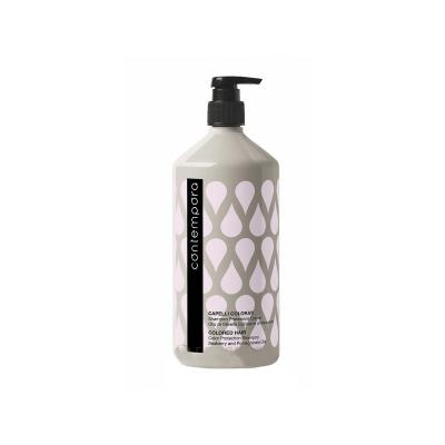 Contempora Shampoo Protezione Colore Olio di Olivello Spinoso e di Melograno / Шампунь для сохранения цвета с маслом облепихи и маслом граната, 1000 мл
