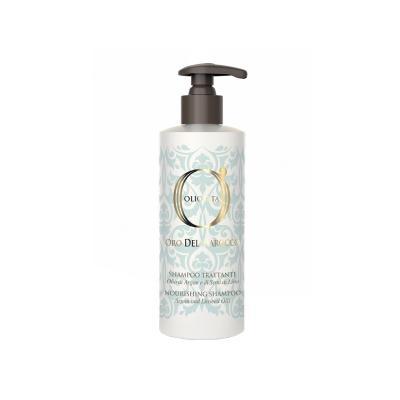 Barex OLS ODM Nourishing Shampoo / Золото Марокко Шампунь питательный с маслом Арганы и маслом семян льна, 250 мл