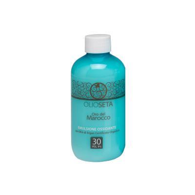 Barex OLS / Золото Марокко Эмульсионный оксигент с аргановым маслом 6%, 200 мл