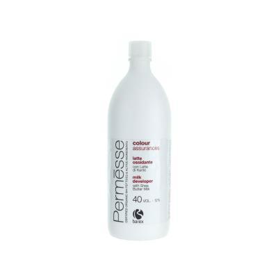 Barex Permesse Milk Developer / Молочко-оксигент 12%, 1000 мл