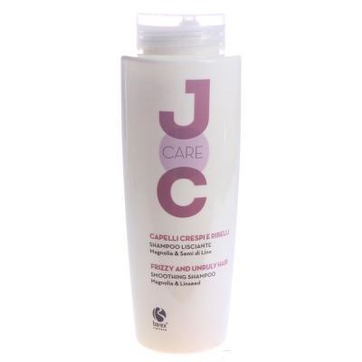 Barex Joc Cаre Shampoo Smoothing / Шампунь разглаживающий с магнолией и Семенем льна, 250 мл