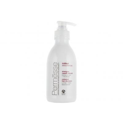 Barex Permesse Coloured hair shampoo / Шампунь для окрашенных волос с экстрактом Личи и Красного винограда, 250 мл