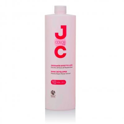 Barex Joccol Shine Developer / Оксигент 3% (10 vol) с эффектом блеска, 150 мл