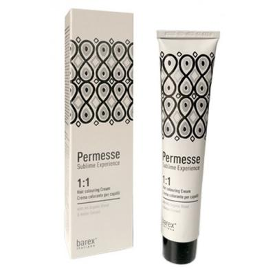 Barex Permesse NEW, 3.0 Темный каштан натуральный, Крем-краска для волос, 100мл
