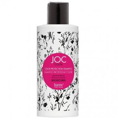 Barex Joc Color Protection Shampoo NEW, Шампунь Стойкость цвета с абрикосом и миндалём, 250 мл
