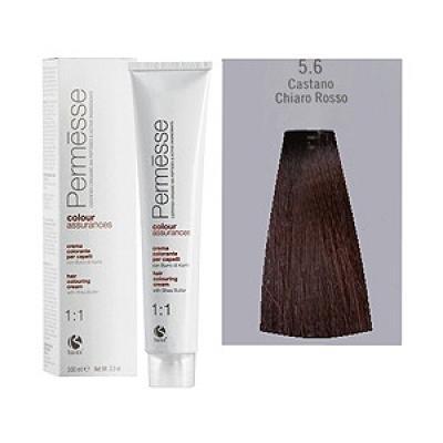 Barex Permesse 5.6 Крем-краска для волос, 100 мл
