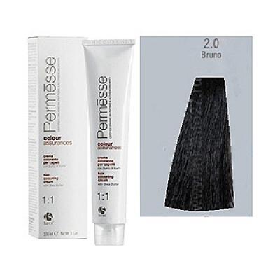 Barex Permesse 2.0 Крем-краска для волос, 100 мл