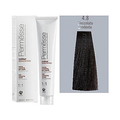 Barex Permesse 4.8 Крем-краска для волос, 100 мл