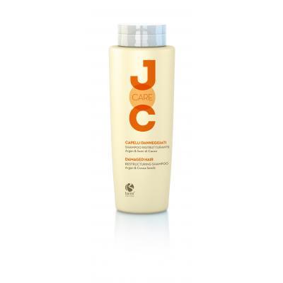 """Barex Joc Care Restructuring Shampoo / Шампунь """"Глубокое восстановление"""" с аргановым маслом и какао бобами, 250 мл"""