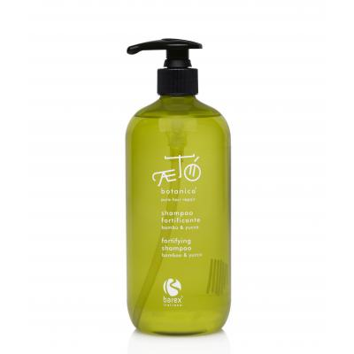 Barex Aeto Fortifying Shampoo / Шампунь укрепляющий с экстрактом бамбука и юкки, 500 мл