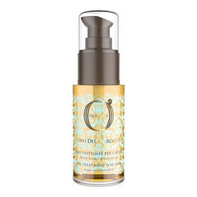 Barex OLS ODM Oil Treatment for Hair / Золото Марокко Масло-уход с маслом Арганы и маслом семян льна, 30 мл