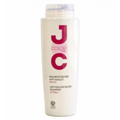 Barex Joc Color shampoo / Шампунь для устранения жёлтого оттенка, 250 мл
