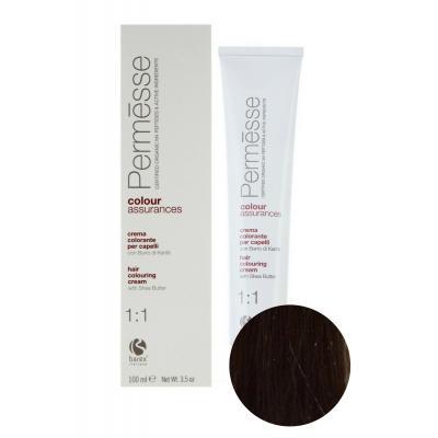 Barex Permesse 7.0 Крем-краска для волос, 100 мл