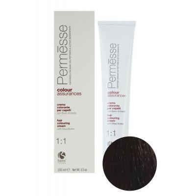 Barex Permesse 3.7 Крем-краска для волос, 100 мл