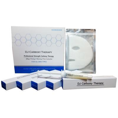 Маска для проведения процедуры Carboxy CO2, для лица и шеи, 1 штука