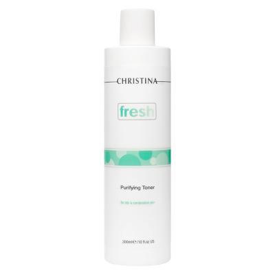 Purifying Toner for oily skin withLemongrass - Очищающий тоник с лемонграссом для жирной кожи, 300мл