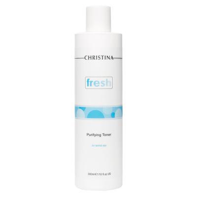 Purifying Toner for normal skin with Geranium - Очищающий тоник с геранью для норм. кожи, 300мл