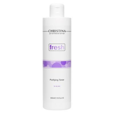 Purifying Toner for dry skin with Lavender - Очищающий тоник с лавандой для сухой кожи, 300мл