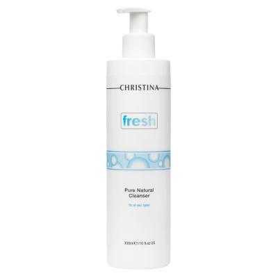 Fresh Pure & Natural Cleanser - Натуральный очиститель для всех типов кожи, 300мл