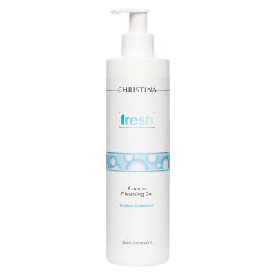 Fresh Azulene Cleansing Gel - Азуленовое мыло для нормальной и сухой кожи, 300мл