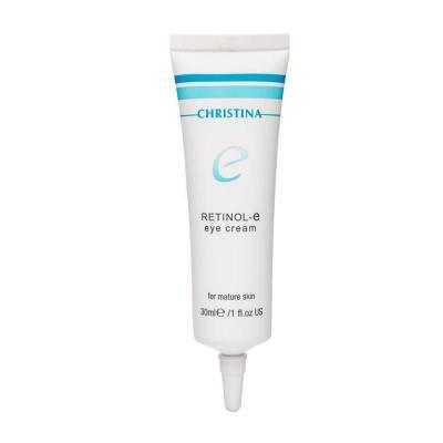 Retinol Eye Cream + Vitamins A, E & C - Крем для зоны вокруг глаз с ретинолом. Используется в возрасте 30+, 30мл